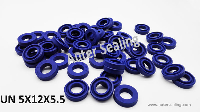 US $126 86 |5x12x5 5 U Cup seal Single Lip Pneumatic and Hydraulic Seal  piston rod seal U seal-in Gaskets from Home Improvement on Aliexpress com |