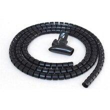 ความยาว: 10เมตรการจัดเก็บสายไฟสำหรับhtc vive vrสายป้องกันกรณีคอมพิวเตอร์จัดการ-rayอุปกรณ์ท่อสายกระเป๋าปลอก