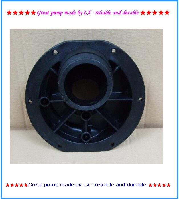 water Pump part of LX DH1.0 Pump Wet End Cover only whole pump wet end part for lx lp series including pump body pump cover impeller seal