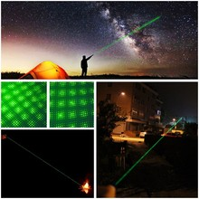 Big sale 3pcs 10Miles Powerful 2in1 Green Laser Pointer Pen 532nm 5mw Star Cap outdoor and teaching using