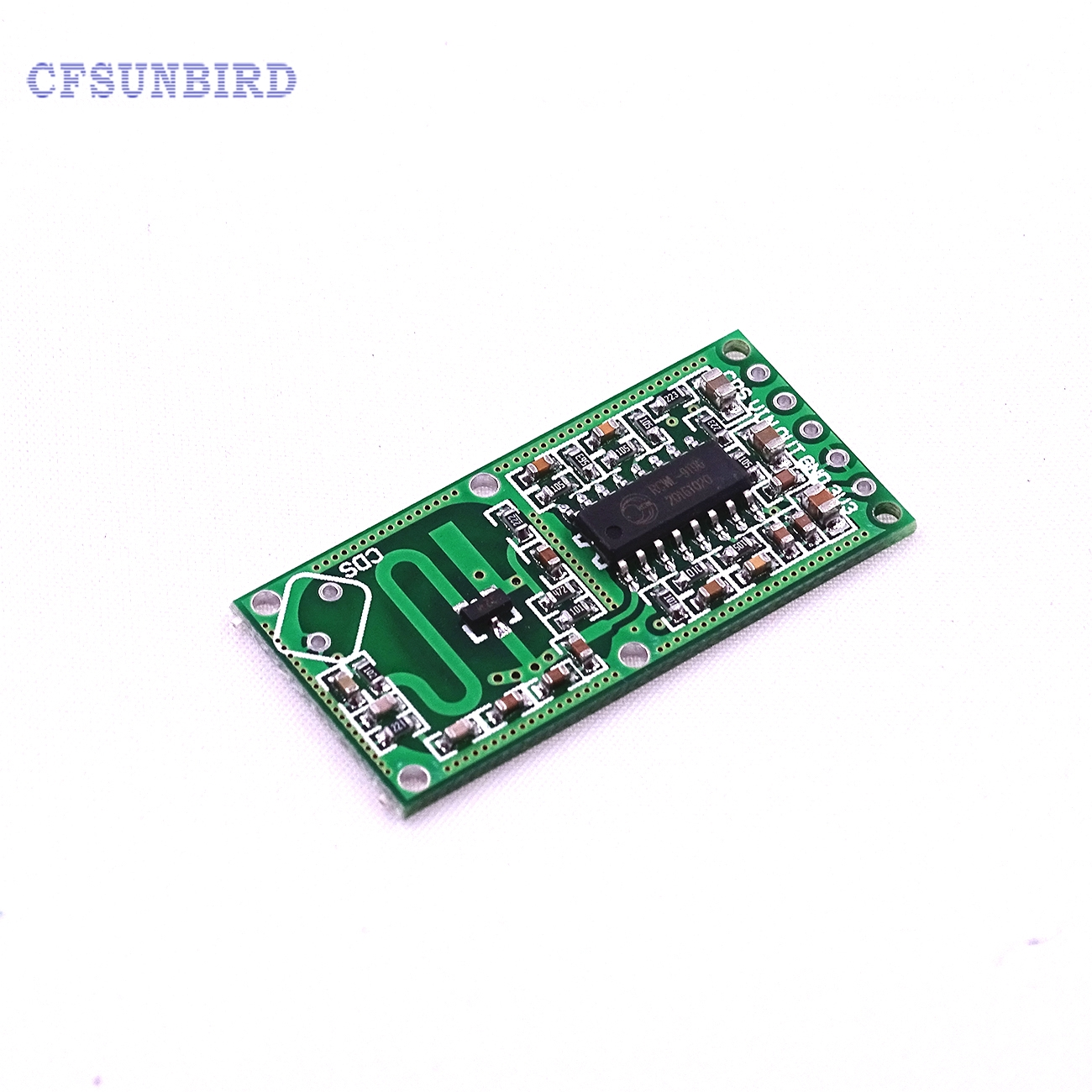 RCWL-0516 microwave radar sensor module Human body induction switch module Intelligent sensor the club of angels