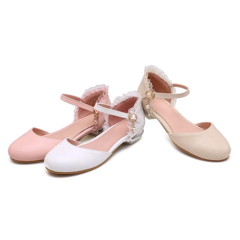 Vacaciones Daitifen Sandalias Sandalie Mujer Calzado Zapatos Blanco hQtrdCsx