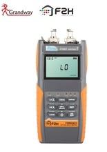 [Grandway Original] FHM-2A01 Fiber Optical Multimeter, Power Meter and Light Source in ONE , Fiber Optical Loss Tester