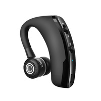 V9 Business Bluetooth Headphones With Mic Handsfree Wireless Bluetooth Headset For Driver Office Noise Canselling