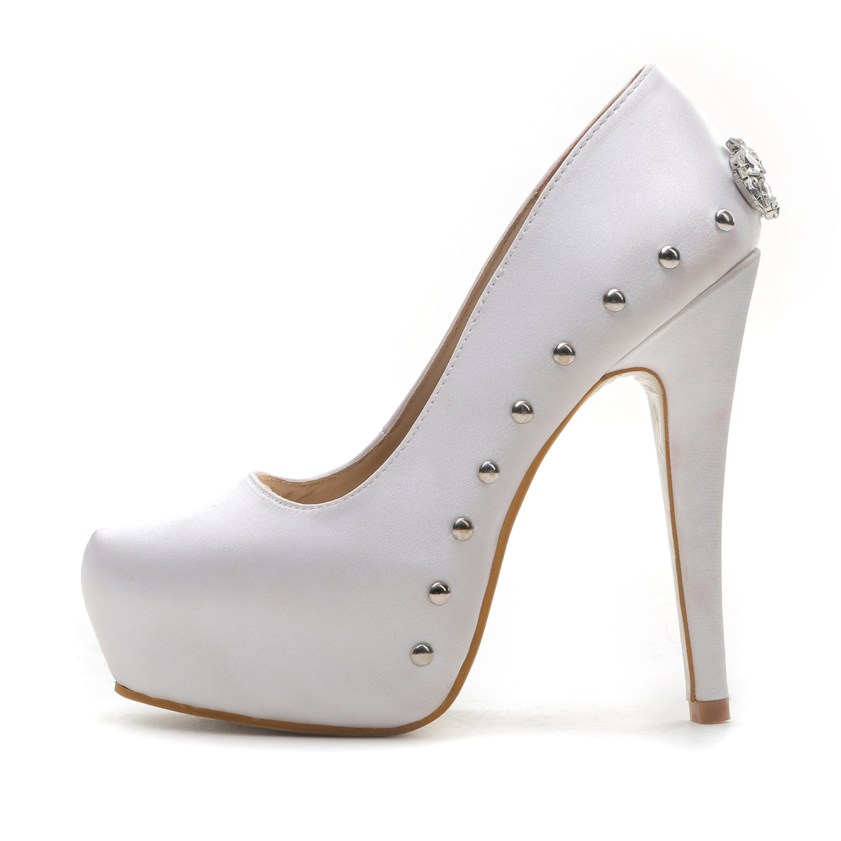 Online Get Cheap Diamond White Wedding Shoes -Aliexpress.com ...