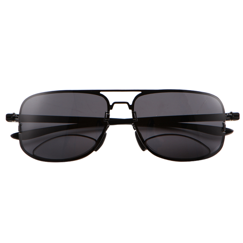 785a2ea71b0 FONHCOO Bifocal Reading Glasses Unisex Diopter Glasses Male Polarized  Sunglasses Presbyopic Eyeglasses +1.5+2.0+2.5+3.0-in Sunglasses from  Apparel ...