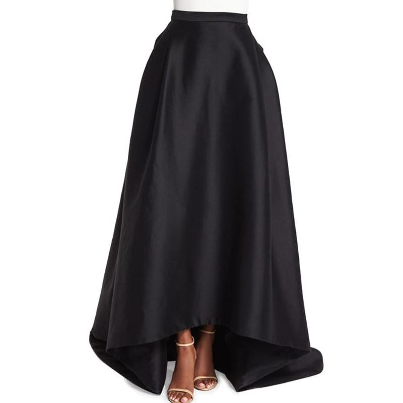 Formal Black Skirt
