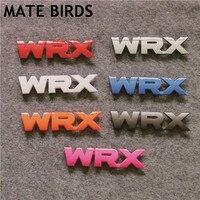 Mate Vogels Subaru Wrx Logo In De Gemodificeerde Auto Logo Wrx Auto Stickers Subaru Wrx Sti Auto Compleet Kleur Conversie