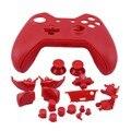 Hot red wireless controller caso shell habitação completa para xbox one console de jogos controlador de substituição caso shell habitação