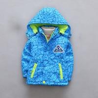 Boys Spiderman Jacket Velvet Autumn Jacket For Girls Sport Green Boys Outerwear Trendy Clothing Girls Outdoor