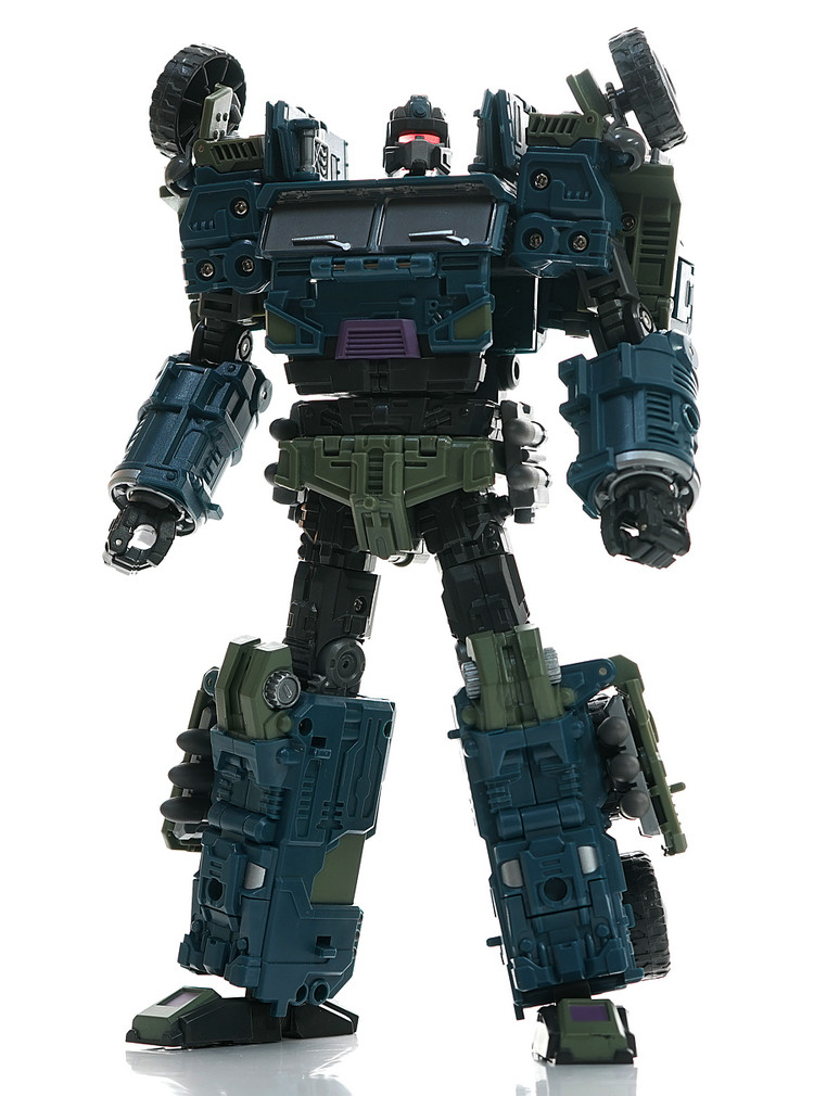 IN STOCK TOYS Warbotron WB 01E Bruticus Onslaught Missile Trailer Main Body