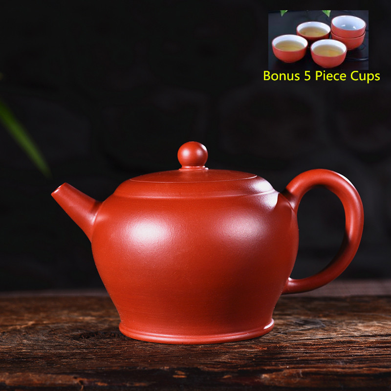 260 ml Yixing pot de thé de sable violet véritable manuel complet minerai brut Dahongpao théière Kung Fu Kung Fu thé bouilloire ensemble de thé livraison gratuite