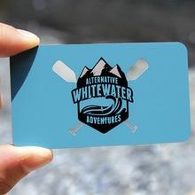 Персонализированные визитные карточки из нержавеющей стали полые металлические карты на заказ металлическая членская Карта Дизайн и производство