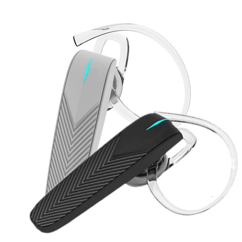 New Stereo Headset Bluetooth Earphone Headphone Mini V4.0 Wireless Bluetooth Handsfree Universal For Smart Phone IPhone Samsung