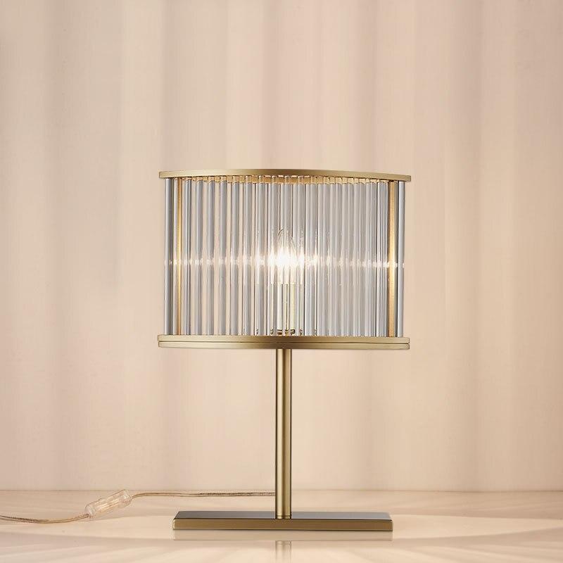 LICAN Nordic post-modern desk lamp bedroom bedside standing ...