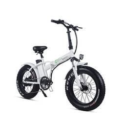 20 inch mountian bicicletta elettrica 48 V 15ah batteria al litio 500 w motore ruota posteriore max gamma di velocità di 40 km/h 50-60 km da neve grasso