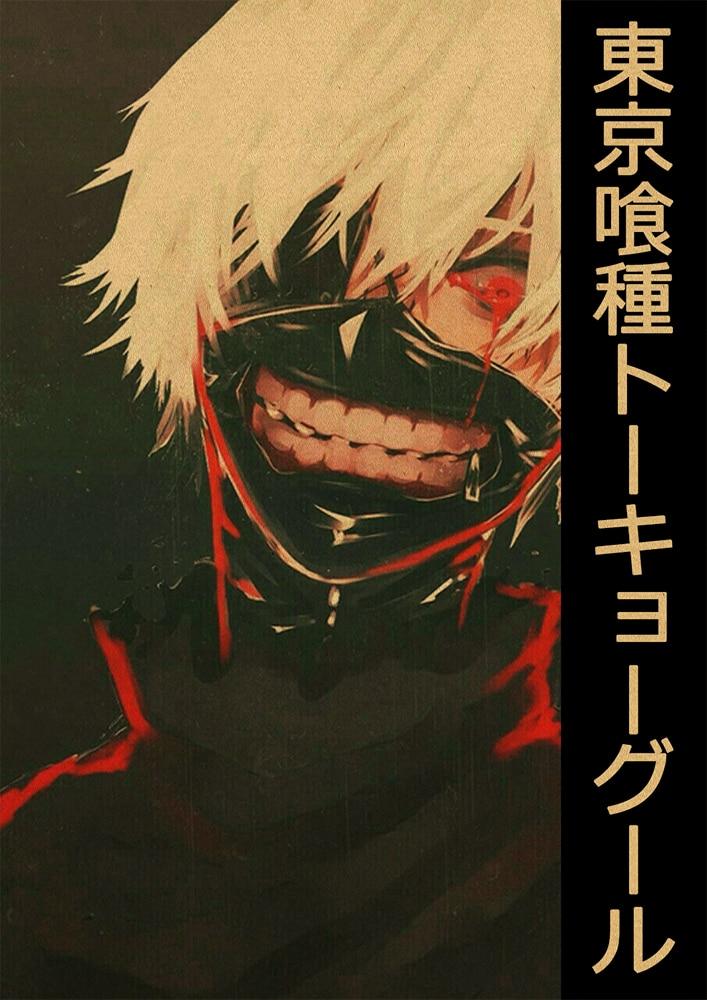 постер токийский гуль место
