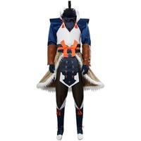 Fire Emblem Heroes Takumi Cosplay Costume Dress Uniform Suit Apron Adult Women Halloween Carnival Costumes