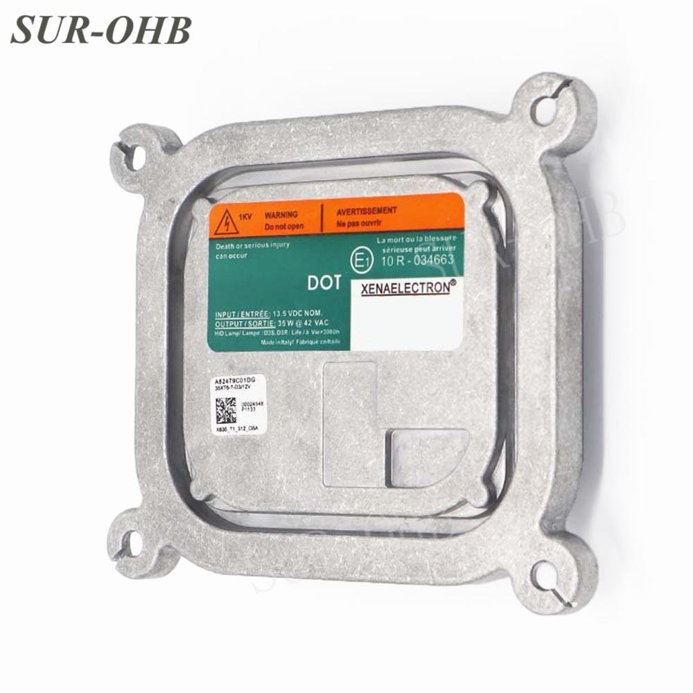 SUR-OHB Replacement OSRAN 10R034663 Headlight D3S 8A5Z13C170A HID Ballast 35XT6E for car lighting AA3857300DGSUR-OHB Replacement OSRAN 10R034663 Headlight D3S 8A5Z13C170A HID Ballast 35XT6E for car lighting AA3857300DG