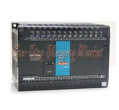Brand New Original PLC FBs-44MNR2-AC PLC AC220V 20 DI 8 DO relay Main Unit