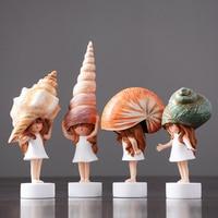 https://ae01.alicdn.com/kf/HTB130wYajDuK1Rjy1zjq6zraFXaD/Conch-Girl-MINI-Sea-Snail-Fairy-Garden.jpg