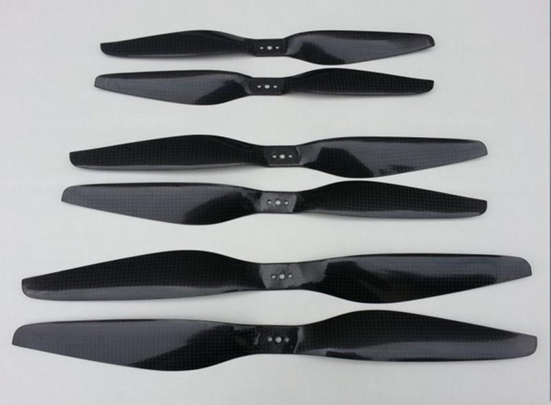 Full carbon fiber propeller 9047 1045 1238 1245 1555 1540 1765 for DIY multi-rotor drone люстра linvel lv 9047 3