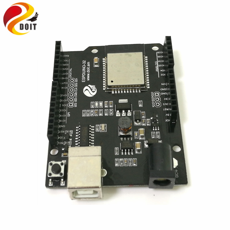 DOIT Arduino IDE for ESP32 Module WiFi and Bluetooth Development Board Ethernet Internet Wireless Transceiver Control Board doit arduino ide for esp32 module wifi and bluetooth development board ethernet internet wireless transceiver control board