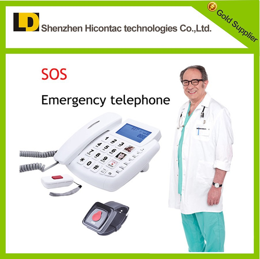 Products elderly care products elderly care products product on -  2015 New Products On China Market Elderly Care Products Big Button Senior Telephone