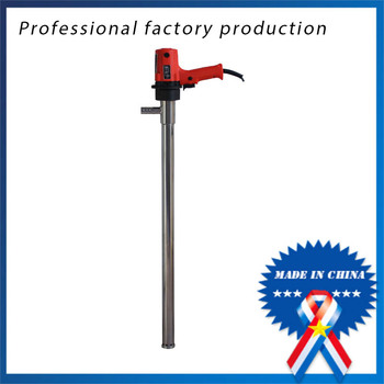 Max. 300CPS Low Price Portable Hand Oil Barrel Pump