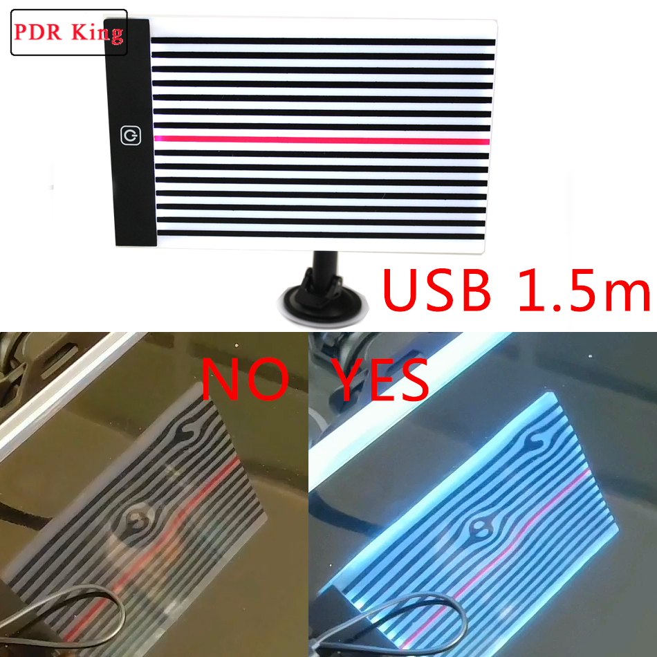 PDR LED Light Paintless Dent Repair Hail Removal Line Board Car Body Lamp PDR Lamp