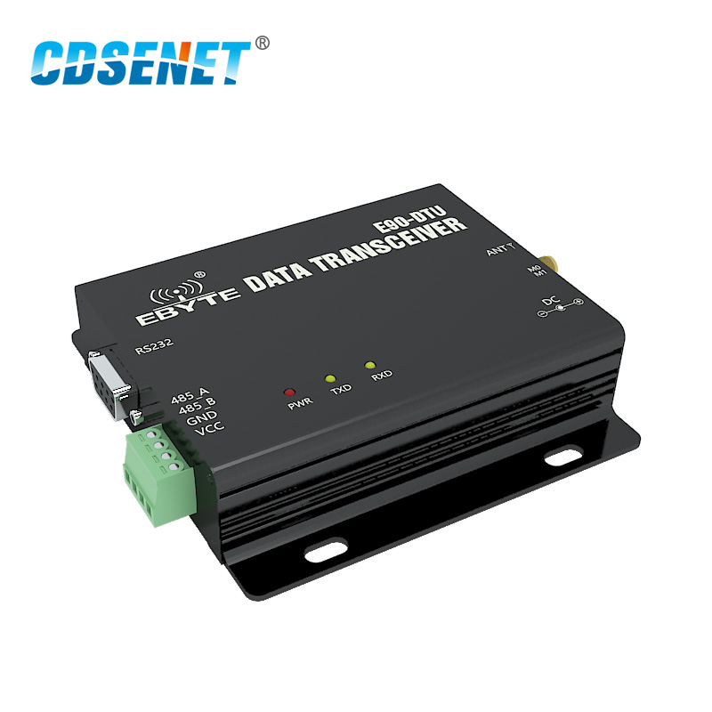 Image 3 - E90 DTU 900SL30 LoRa Relay RS232 RS485 868MHz 915MHz 1W Long Range Modbus Transceiver and Receiver RSSI Wireless RF Transceiver-in Fixed Wireless Terminals from Cellphones & Telecommunications