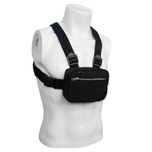 Нагрудная сумка в стиле хип-хоп, Регулируемый мужской тактический жилет, сумки на плечо, поясная сумка Kanye West, уличная одежда, поясные функциональные сумки