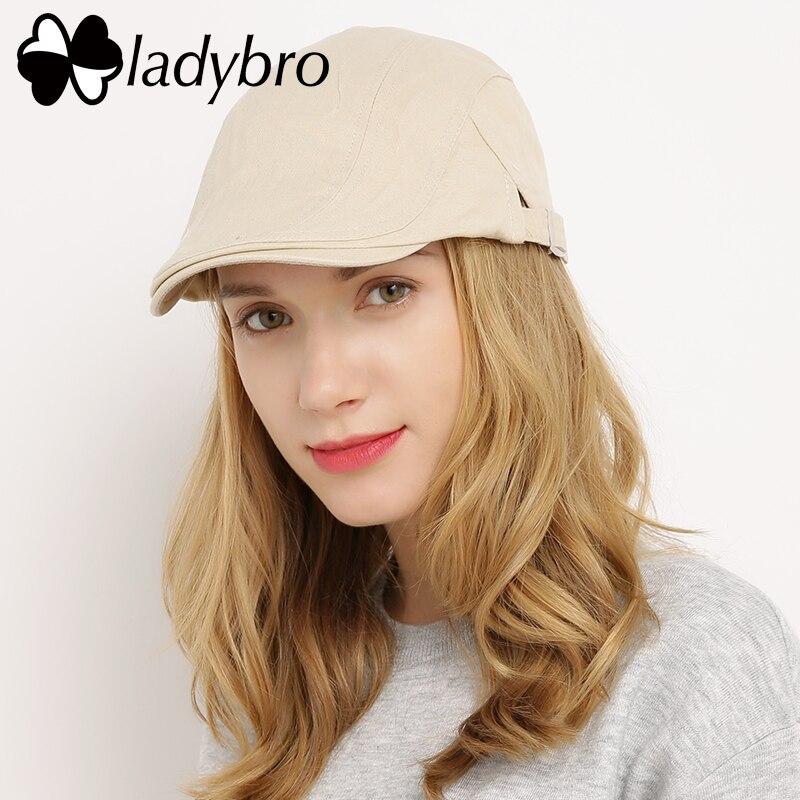 Ladybro Marke Frauen Cap Männer Visor Cap Männlich Hut Weiblich - Bekleidungszubehör - Foto 2