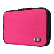 2019 New Double Layer Travel Storage Organizer Bag Carry Case For Cable Charger HDD