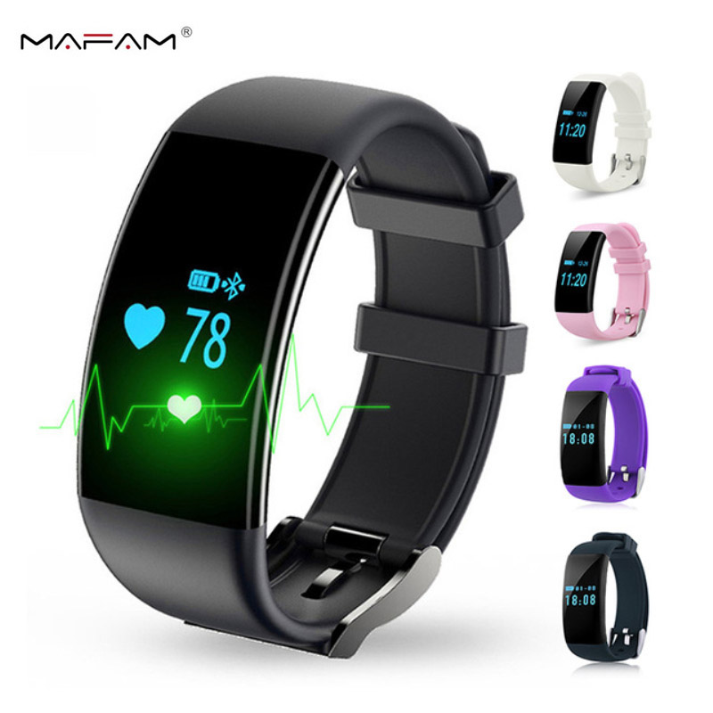 heart rate monitor iphone d21 smart bracelet fitness tracker wearable sport smart 14260