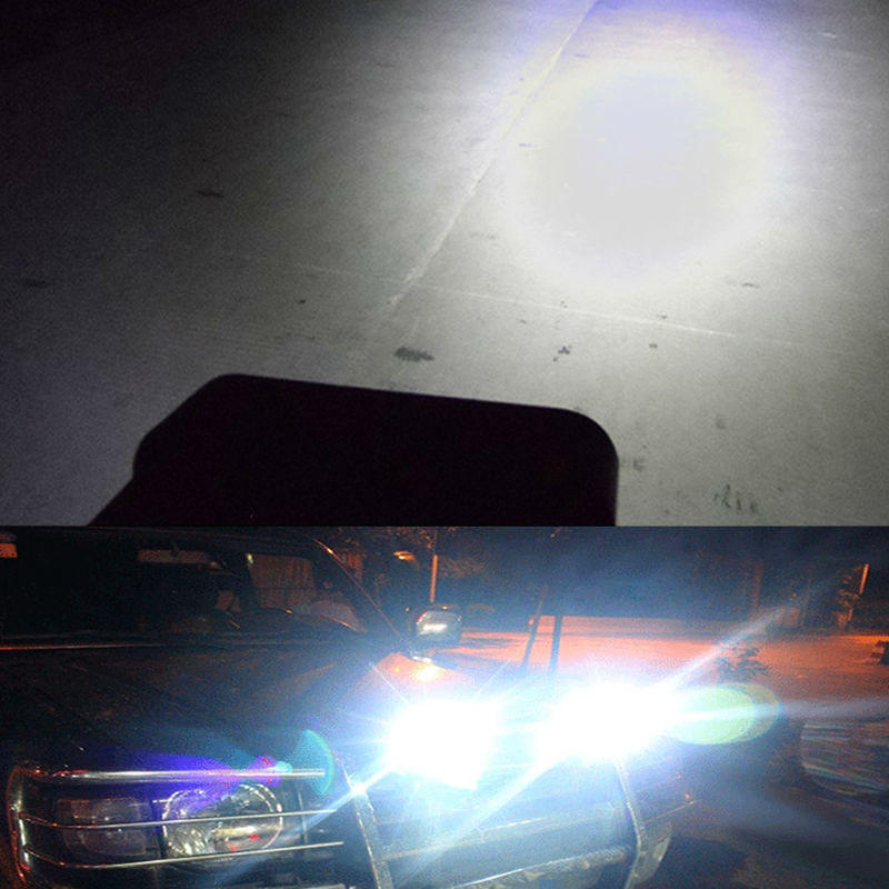 4.5inch 48W Led Work İşıq Fokus Sürücü İşıq Qoşquları - Avtomobil işıqları - Fotoqrafiya 6