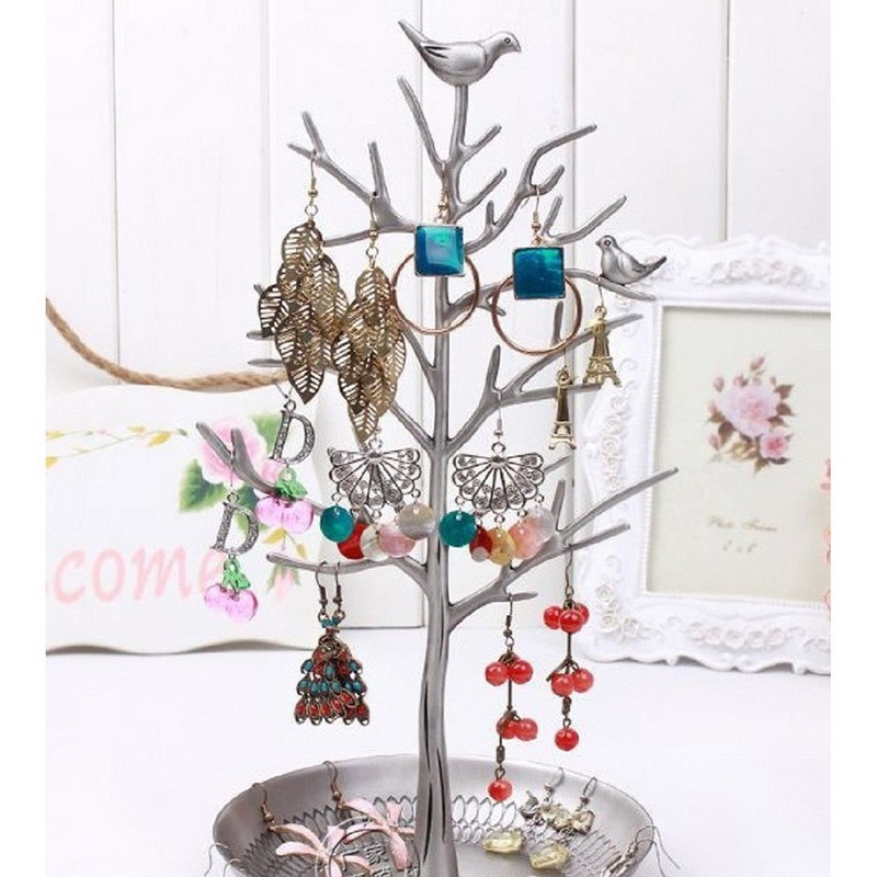 2016 Hot Multifunctional Branch Jewelry Display Rack Detachable