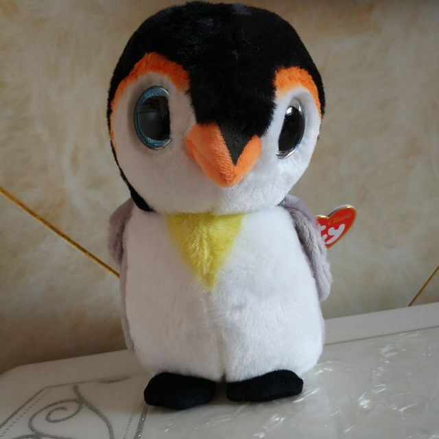 b91dd27d0df pongo penguin 25cm 10 inch Ty classic Plush Toy Stuffed Animal Soft Kids Toy  Christmas Gift Hot Sale