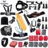 Gopro Accessories Set Helmet Harness Chest Belt Head Mount Strap For Go Pro Hero 3 4