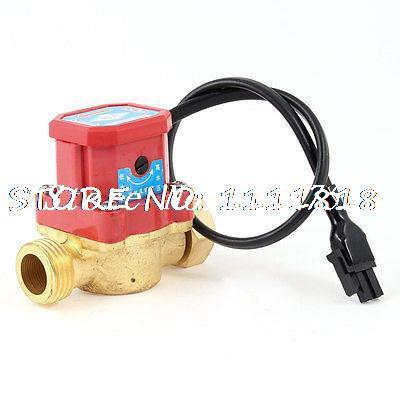 21mm 1/2 PT Male Thread 90W Pump Flow Sensor Liquid Water Heater Switch ksol new style 26mm 3 4 pt thread connector 120w pump water flow sensor switch