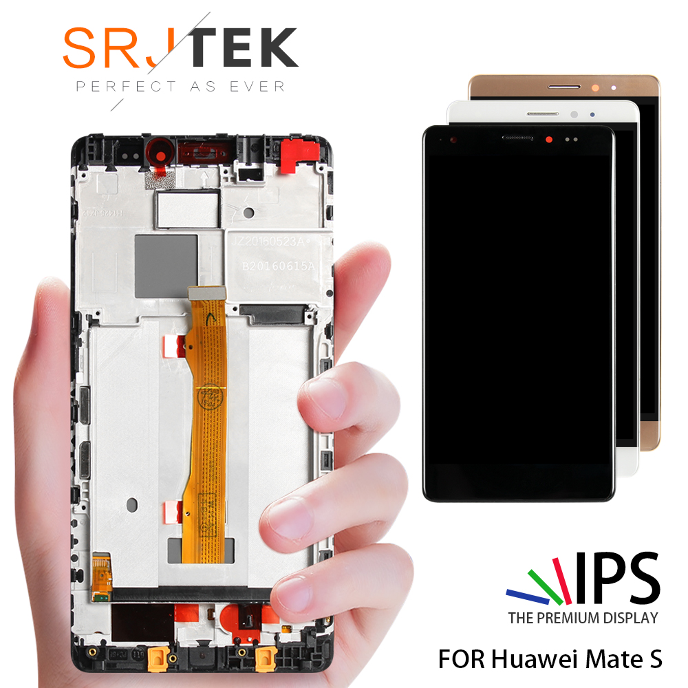 ORIGINAL 5.5 AMOLED For HUAWEI Mate S LCD Display with Touch Screen Digitizer Assembly Repair Replacement Parts CRR-L09ORIGINAL 5.5 AMOLED For HUAWEI Mate S LCD Display with Touch Screen Digitizer Assembly Repair Replacement Parts CRR-L09
