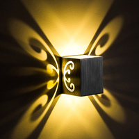 2018 Lamparas De Pared Light Led Wall Lamp Entrance Hallway Aisle Color Bedroom Lights Ktv Bar Hotel Engineering Decorative