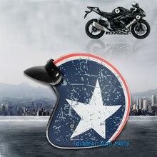 Унисекс старинные capacete де moto электрический мотоцикл половина шлем electrombile двигателя kask motorhelm мотокросс шлем старинные