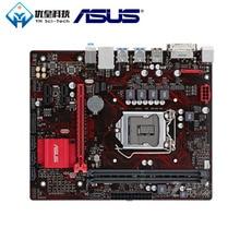 Original Used Desktop Motherboard Asus Intel B150 Asus EX-B150M-V3  LGA 1151 Core i7/i5/i3/Pentium/Celeron DDR4 32G Micro ATX asus p8h77 m pro desktop motherboard h77 socket lga 1155 i3 i5 i7 ddr3 32g sata3 usb3 0 uatx