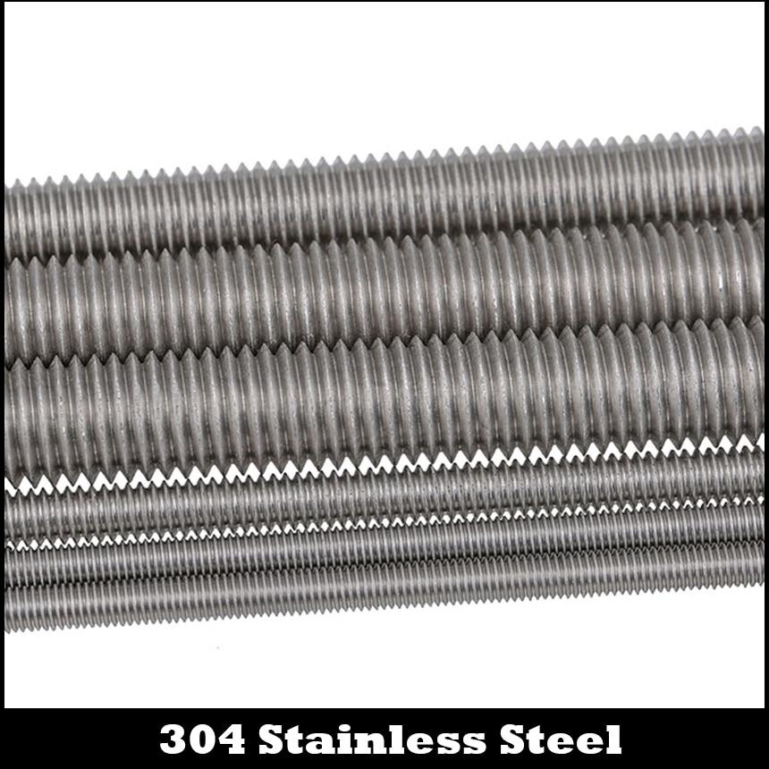 M2 M2.5 M3 M2*250 M2x250 M2.5*250 M2.5x250 M3*250 M3x250 304 Stainless Steel SS DIN975 Bolt Full Metric Thread Bar Studding Rod sitemap 132 xml