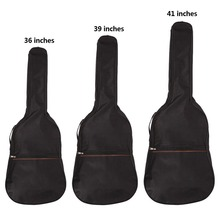 36/39/41 inch guitar bag bass case convenient practical durable  musical instruments storage