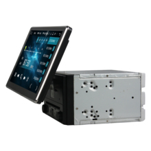 Вращающийся экран 4 Гб ОЗУ 2 din 10,1 «Восьмиядерный Android 9,0 универсальный автомобильный Радио dvd-плеер gps навигация Bluetooth 4,2 wifi