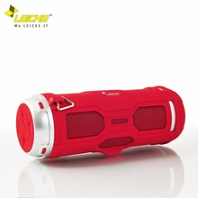 Leicke SP2 Portable Bluetooth Speaker Outdoor FM Radio Handsfree Call Built-in Mic Water Resistance