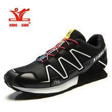 Brand XIANGGUAN 2017 Lovers Super Breathable Shoes Men Sneakers Women Outdoor Sport Shoe Original High Density Nubuck Anti-slip7
