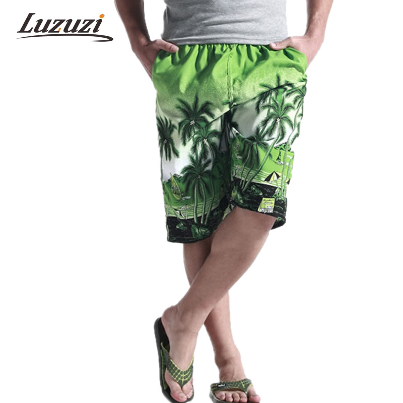 1PC Summer Beach   Shorts   Men Swimwear Casual   board     shorts   Male boxer   shorts   Joggers Gay Bottoms Quick dry Trousers Pants WS584